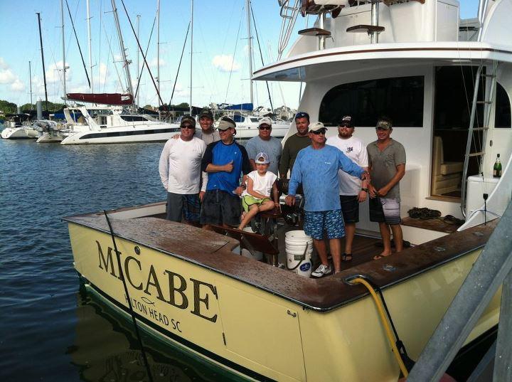 Micabe wins 2012 Megadock