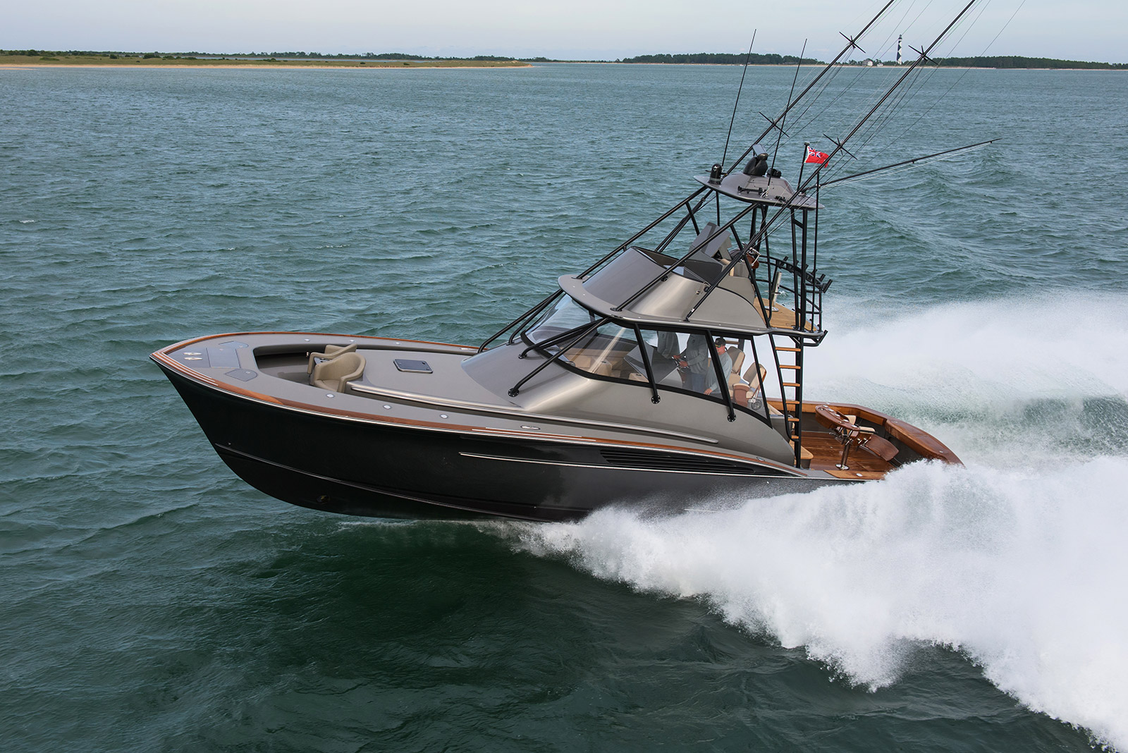46' Grander - Jarrett Bay Boatworks