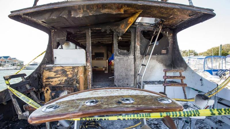 Restoring Fire Damage on the Rameseas