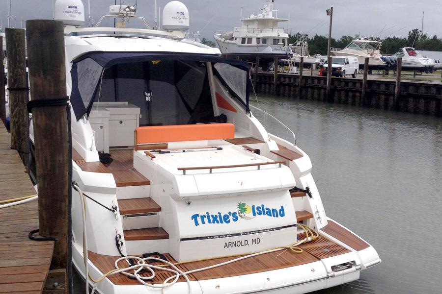 Trixie's Island