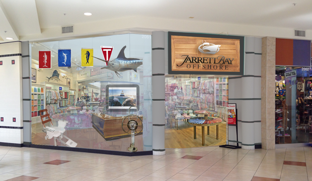 Jarrett Bay Coming to the Crabtree Valley Mall