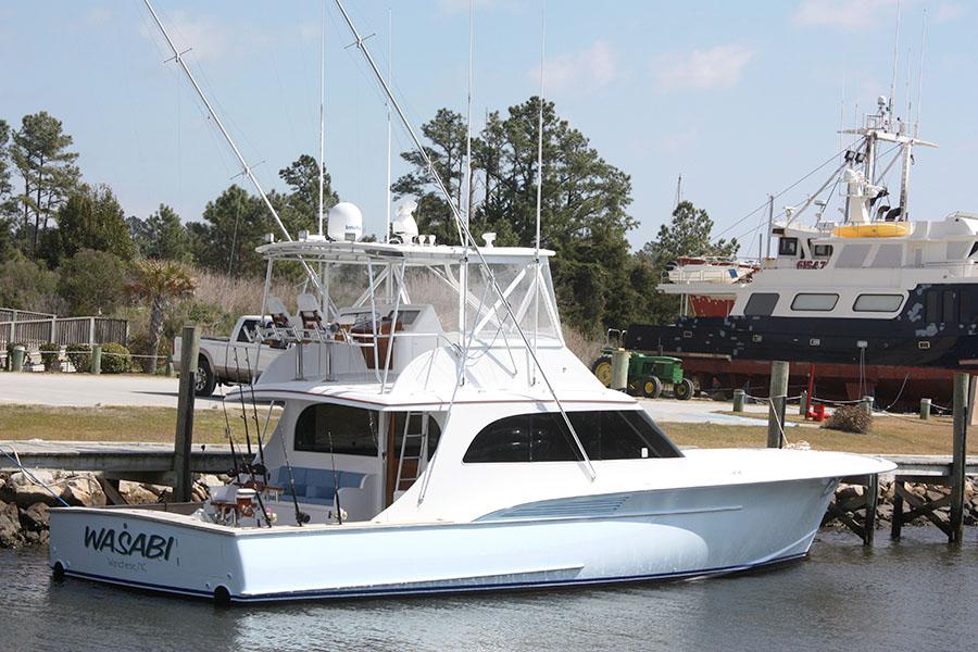 A Dream Come True Becoming a Jarrett Bay Owner