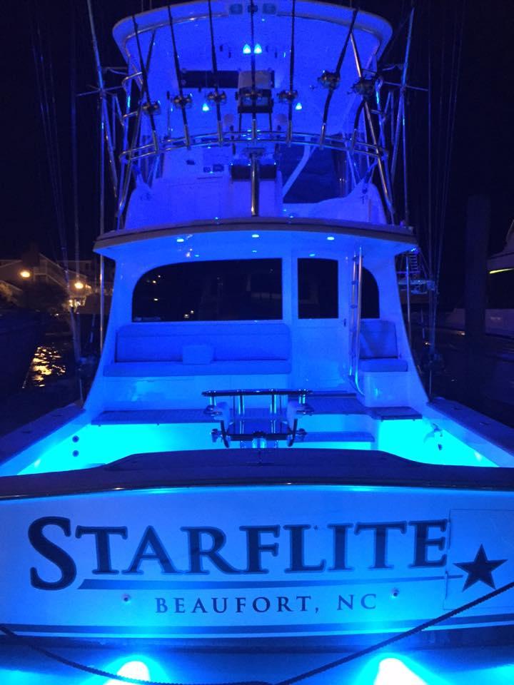 Starflite at Night