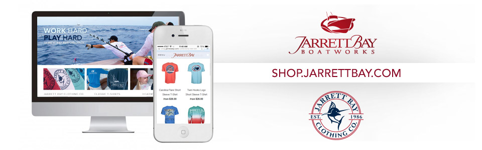 Jarrett Bay Launches New Online Store