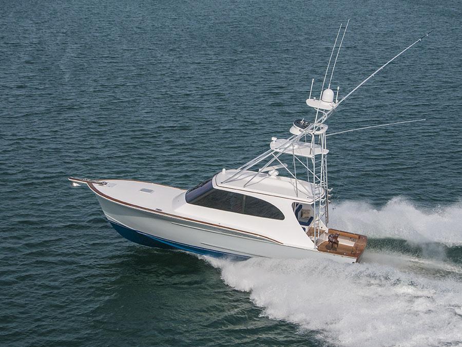 Jarrett Bay Boats At 2014 Fort Lauderdale International Boat