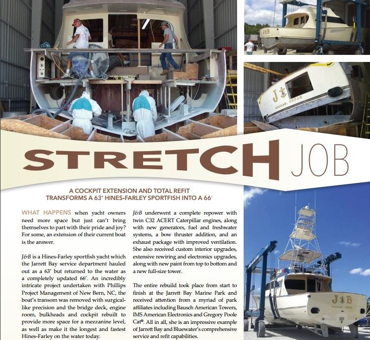 Total Refit Transforms a Hines-Farley Sportfish