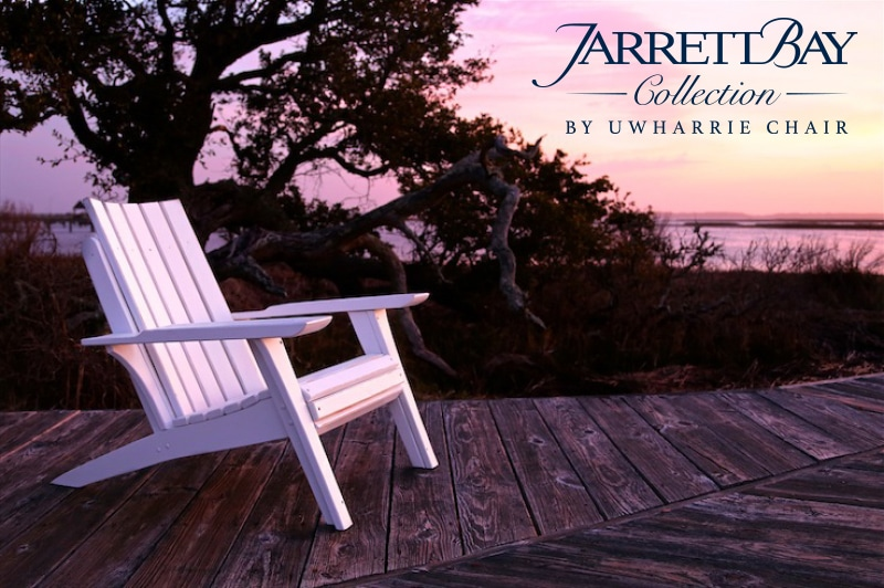 Perfect Uwharrie Chair Company Launches Jarrett Bay Outdoor Furniture   Jarrett Bay  Boatworks