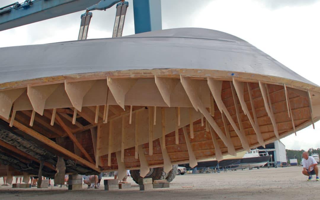 Jarrett Bay 90′ Poised to Change Custom Boat Building Techniques Forever