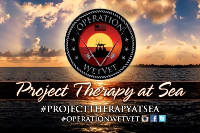 Project Therapy at Sea