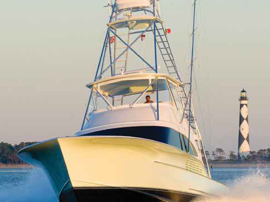 From the Hull Up: Design Secrets of Naval Architects