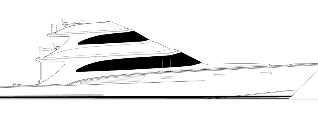 No Dream Too Big: The Jarrett Bay 110' Sportfish Yacht Concept