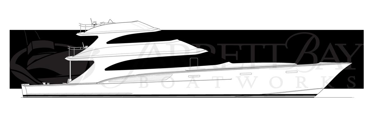 Jarrett Bay 110 Profile