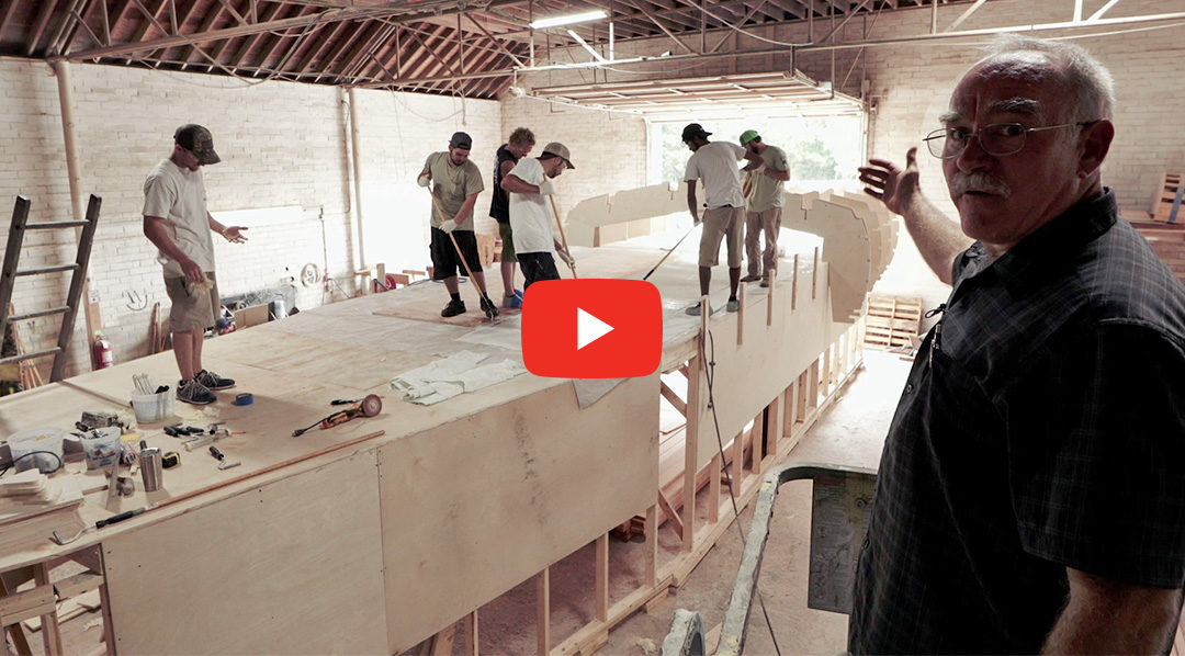 Video: New Boat Construction Updates and Service, July 2018