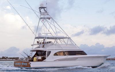 Jarrett Bay Success at the Bermuda Triple Crown