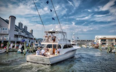 Weldor's Ark Wins Big at White Marlin Open