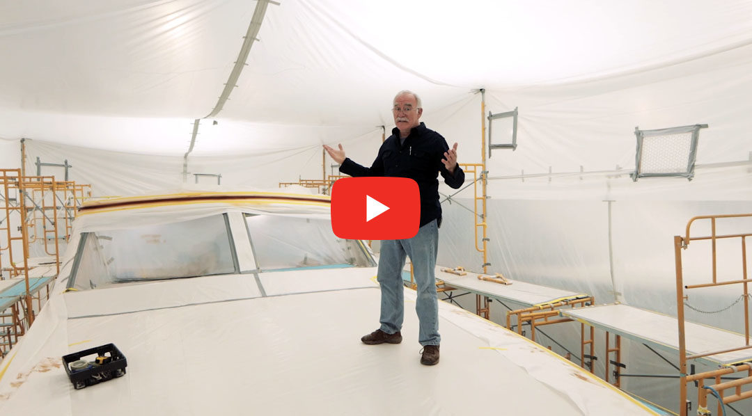 Video: New Boat Construction Updates, November 2018