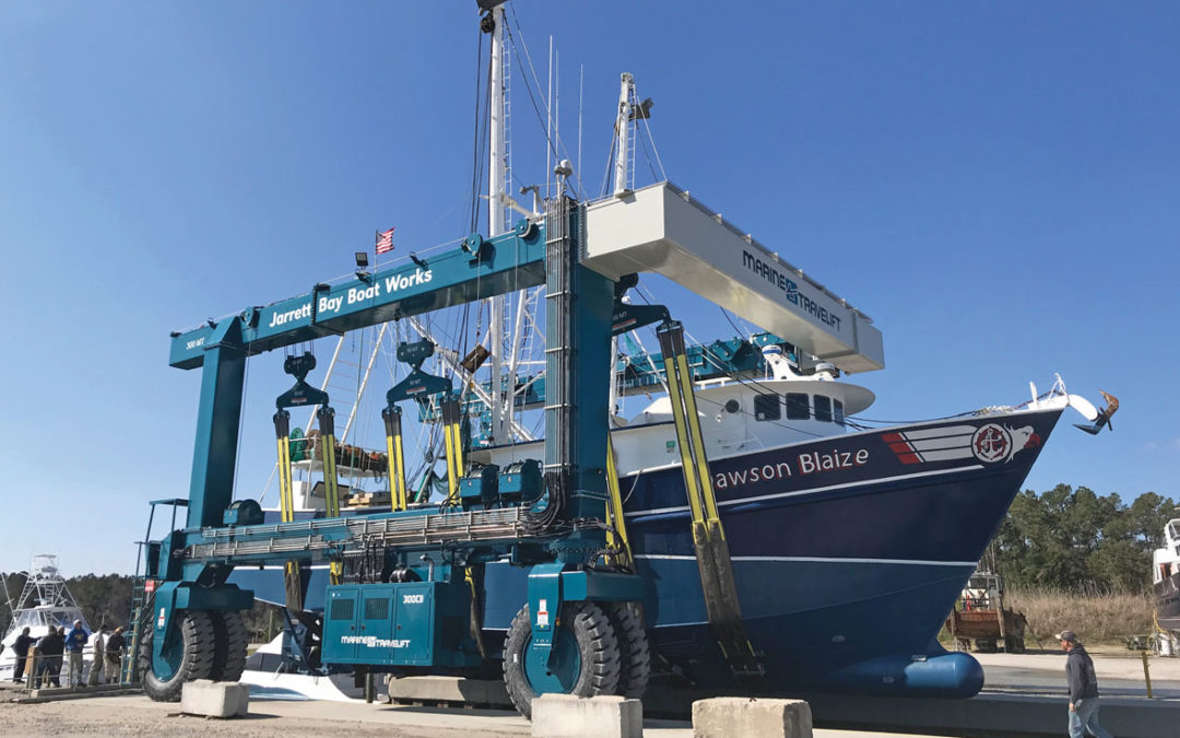 Jarrett Bay Prepares to Help Boost their Region's Economy