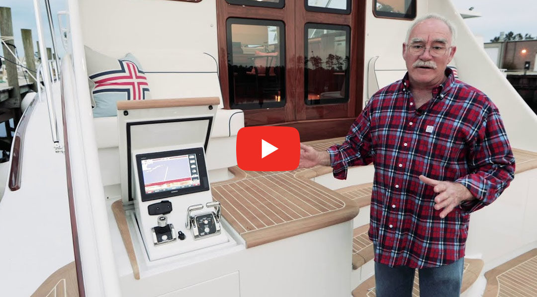 Video: New Boat Construction Updates, April, 2019