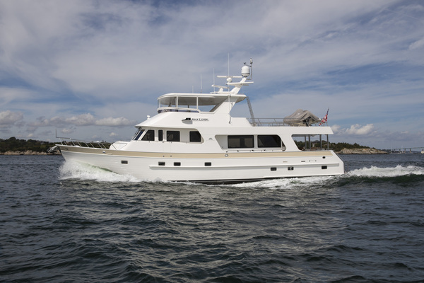 M/Y Ana Lusia - Outer Reef Yachts