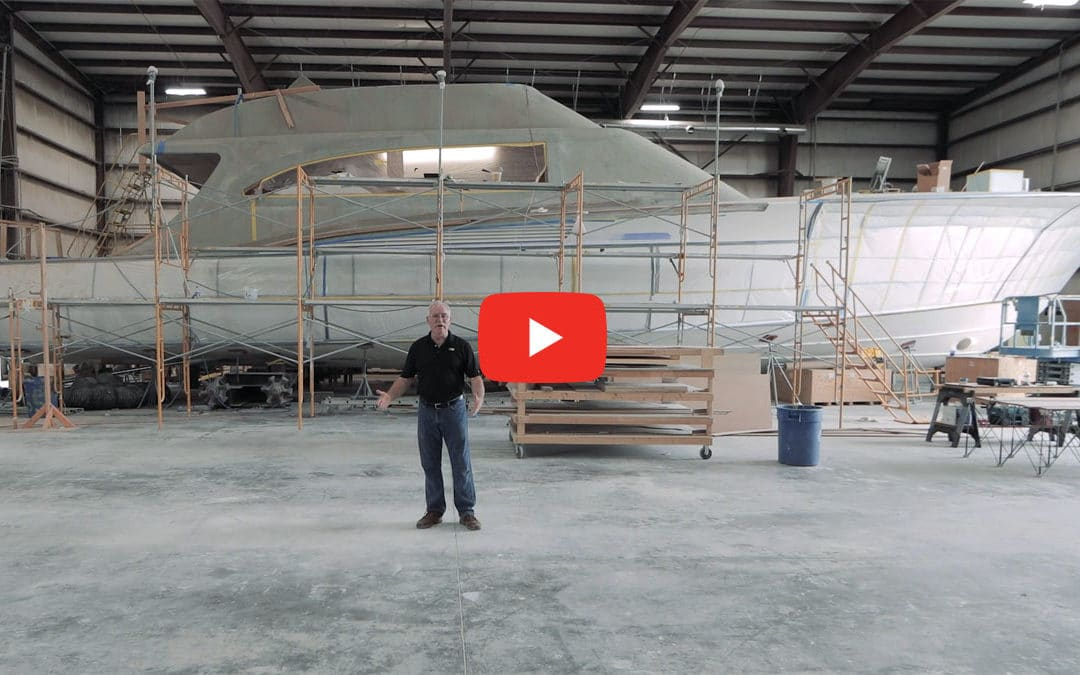 Video: New Boat Construction Updates, June, 2019