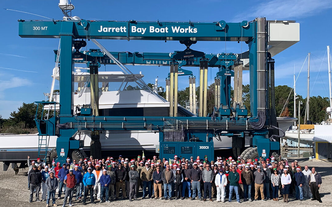 Holiday Wishes from Jarrett Bay