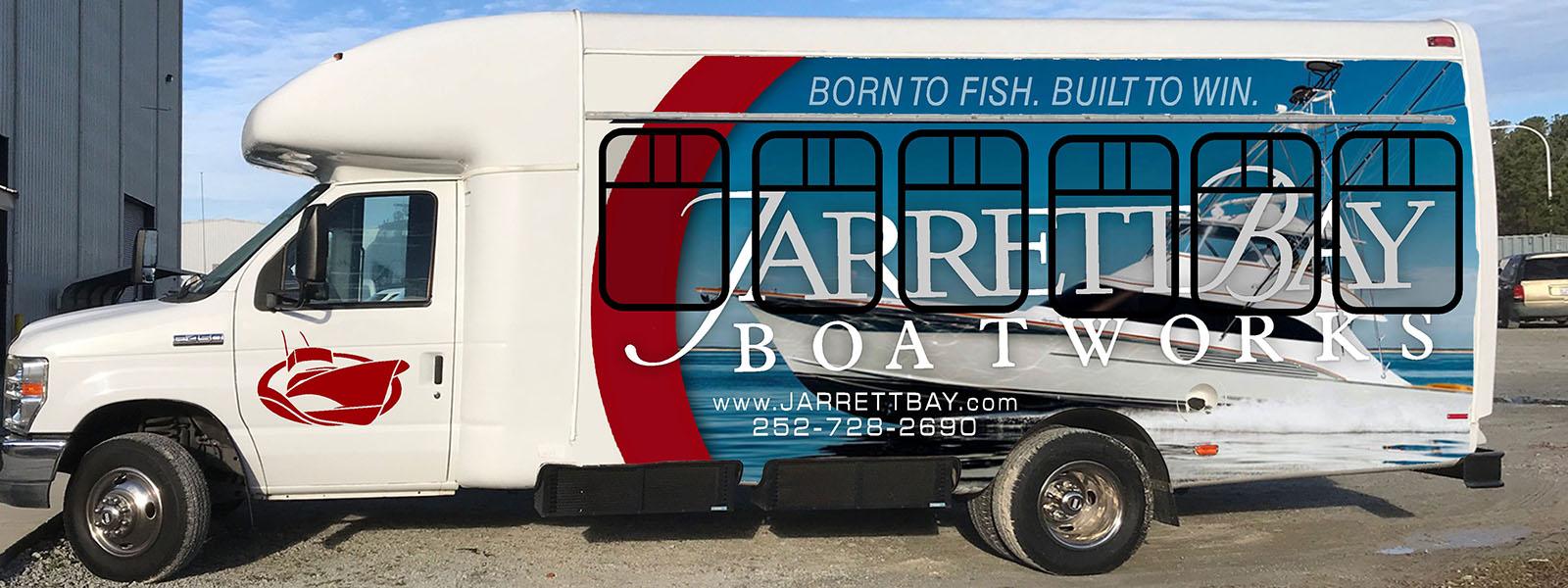 JBBW Tour Van