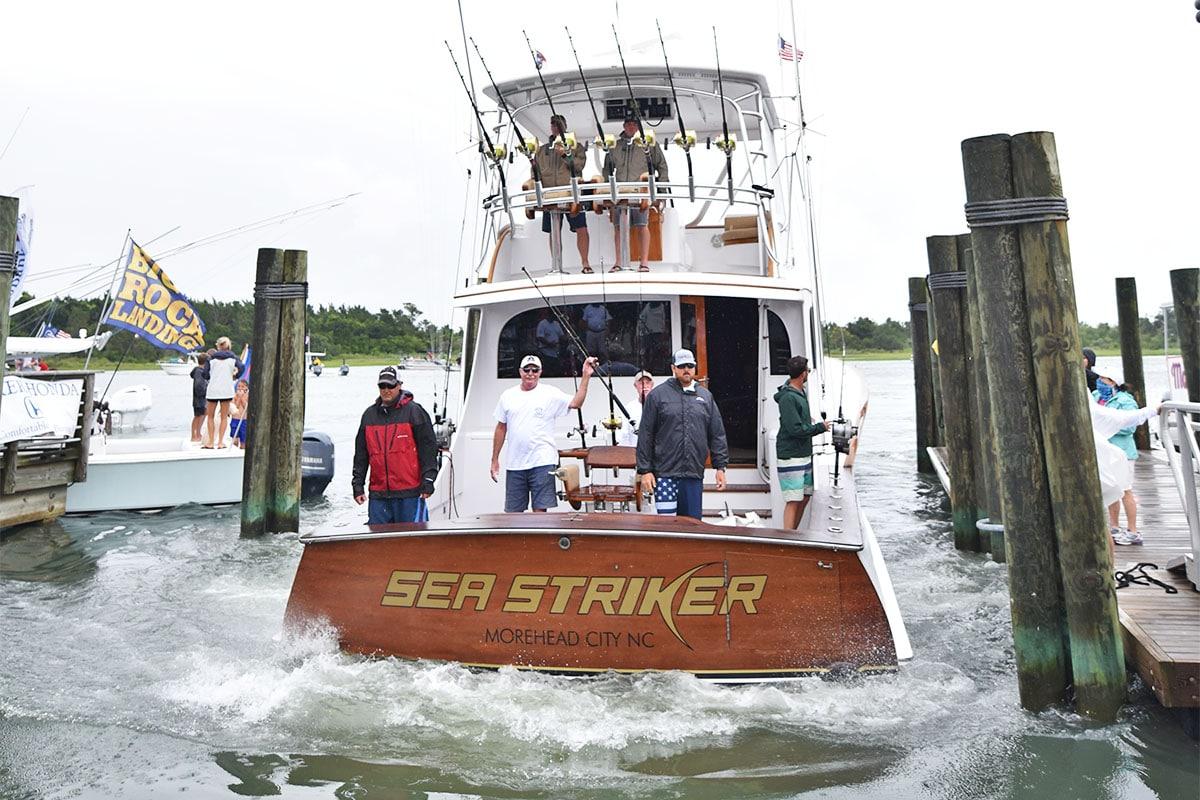 Sea Striker Big Rock
