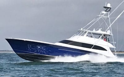 Jarrett Bay's Second Largest Build Launched