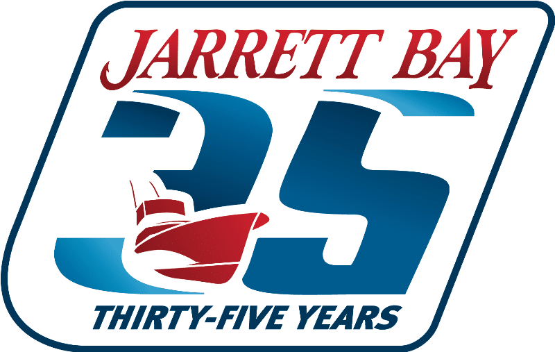 JB 35th logo