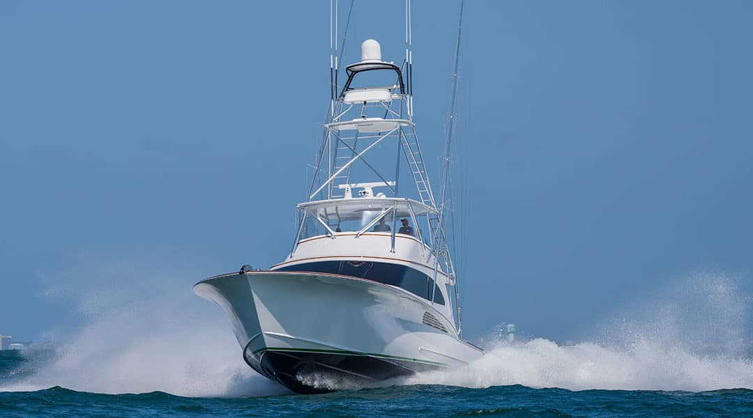 Jarrett Bay's Newest Custom Sportfish Headed to the Caribbean